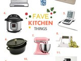 2016 Favorite Things Holiday Gift Guide