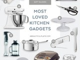 2018 Most Loved Kitchen Gadgets