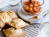 Butternut Squash and Feta Hand Pies