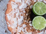 Coconut Cardamom Lime Tea Cake