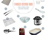 Favorite Cooking Tools For a Stress-Free Holiday Season