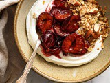 Roasted Plum Compote