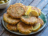 Easy Keto Tuna Fritters Recipe (Low Carb/Whole30/Gluten-Free)