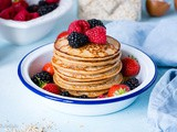 How to Make the Best Banana Oatmeal Pancakes