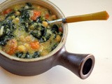 Kale and Polenta Stew