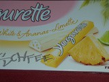 Yogurette White & Ananas-Limette