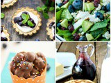 44 Mouth Watering Blueberry Recipes