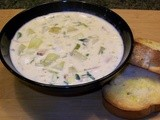 Bobbi's Crab Chowder