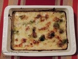 Brussels Sprouts Gratin for #src