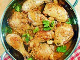 Chicken with 100 Cloves of Garlic (Yes, i said 100)