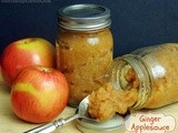 Ginger Applesauce for #src