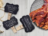 Holiday Entertaining with a Bacon Bar + Free Bacon for a Year