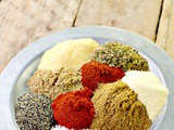 Homemade Mexican Spice Blend Recipe