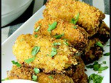 Old Fashioned Turkey Croquettes
