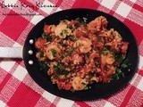 Sausage & Shrimp Dirty Rice