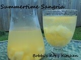 Tipsy Tuesday - Summertime Sangria