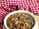 Ultimate Keto Instant Pot Beef Stew