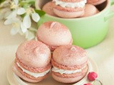 Celebrate Cherry Blossom Season with French Blossom Macarons