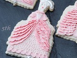 Marie Antoinette Cookie- 5th Avenue Cake Designs