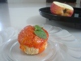 Apple cup cake