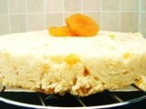 Apricot yogurt cake Ingredients 60gm butter