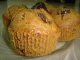 Banana and Dates Muffin