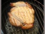 Balsamic Smoked Chicken – Thanks Hubby