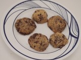 Chocolate Chunk Cookies with Measles