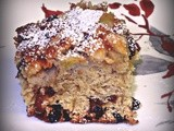 Cranberry Apple Walnut Cake
