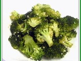 Double Sesame Broccoli