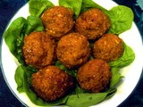 Sweet  Potato Balls-Better Than Meat