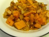 Sweet Potato & Turkey Combo