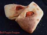 Bell Pepper Fougasse