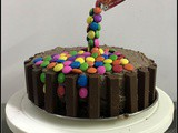 Gravity defying Cake | Layered Chocolate Cake