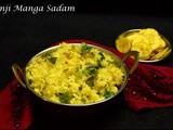 Inji Manga Sadam | Ginger Raw Mango Rice