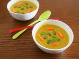 Lentil Ginger Soup