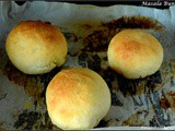 Masala stuffed Buns