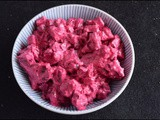 Pantzarosalata / Beetroot Yogurt Salad