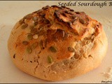 Seeded Sourdough Boule for Bread Bakers