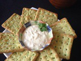 Sour cream & cheese dip