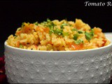 Thakkali Sadam | Tomato Rice (No onion recipe)