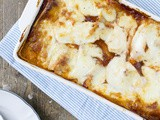 Bbq Chicken lasagne