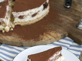 Tiramisu Philadelphia Cheesecake (video)