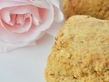 Scone alle carote arrosto / roasted carrot scones
