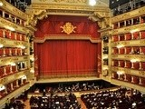 Una serata alla Scala e mascarpone / an evening at La Scala and mascarpone