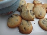 Chocolate chip cookies - new flour mix