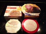 Gf Christmas pudding test; m&s, Tesco, Jenkins & Hustwit and Village Bakery...and the winner is Tesco