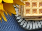 Rescue Waffles - gluten free and delicious
