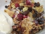 Christmas Bread and Butter Pudding Recipe