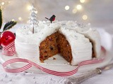 Delicious Christmas Cake